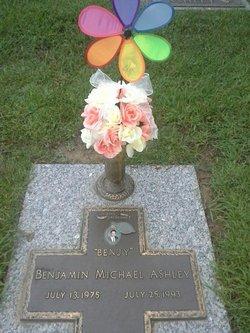 Benjamin Michael Benjy Ashley
