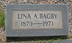 Lina A. <i>Nuckolls</i> Bagby