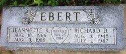 Jeannette Kay <i>Allen</i> Ebert