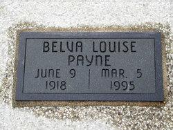 Belva Louise <i>Simons</i> Payne