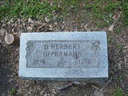D. Herbert Oppermann