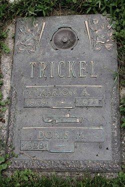 Marion Allen Trickel