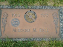Mildred May <i>Gayman</i> Bell