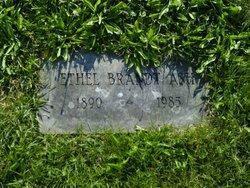 Ethel Esther <i>Brandt</i> Ash
