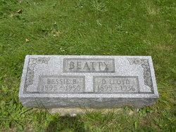 Bessie Bell <i>DeHaven</i> Beatty