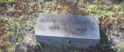 Elizabeth J Lizzie <i>Herring</i> Crumpler