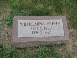 Wilhelmina <i>Doermann</i> Brehm