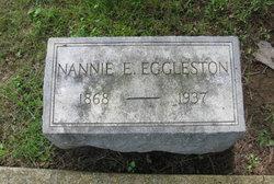 Nannie <i>Fulcher</i> Eggleston