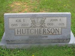 John Frederick Hutcherson