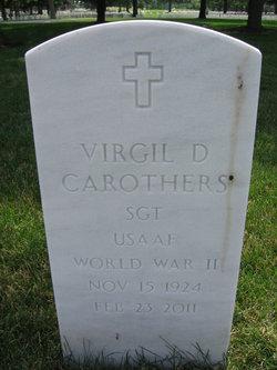 Virgil D Carothers