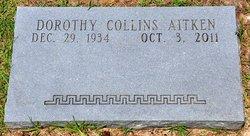 Dorothy <i>Collins</i> Aitken