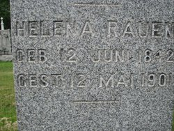 Helena <i>Meyers</i> Rauen
