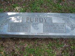 Elijah Purdy