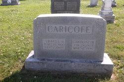 Caroline W <i>Welch</i> Caricofe