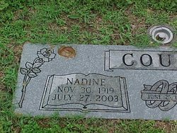 Nadine <i>Sours</i> Couch