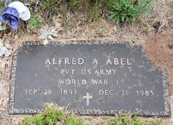 Alfred A Abel