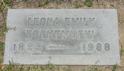 Leona Emily <i>Walla</i> Bockemuehl