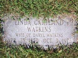 Linda <i>Gartland</i> Watkins
