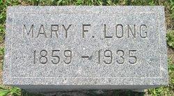 Mary F Long