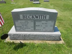 Mary Ann <i>Piper</i> Beckwith