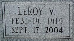 LeRoy Vernon Schwindt