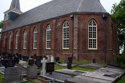 Doniakerk Kerkhof