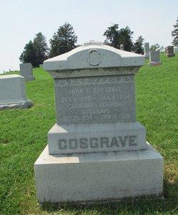 Catherine Josephine <i>Kelleher</i> Cosgrave