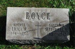 Mercedes L Boyce