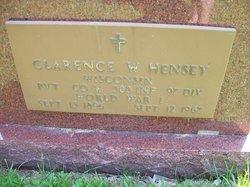 Clarence William Hensey