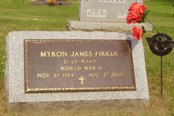 Myron James Firkus