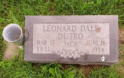 Leonard Dale Jack Dutro