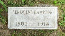 Genevieve V. Hampton