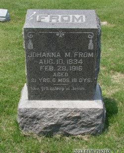 Johanna Marie <i>Jensen</i> From