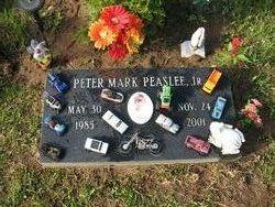 Peter Mark Peaslee, Jr