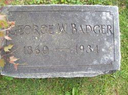George W. Badger