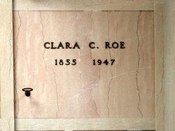 Clara <i>Castanien</i> Roe
