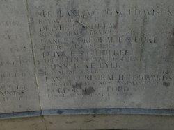 Sgt John George William Davison
