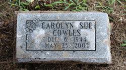 Carolyn Sue Cowles