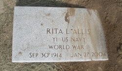 Rita L Allis