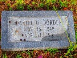 Daniel Uriel Borden