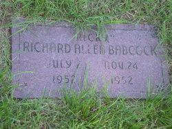 Richard Allen Ricky Babcock