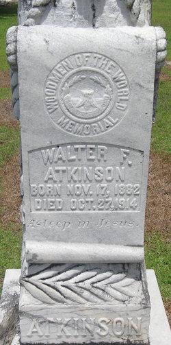 Walter F. Atkinson
