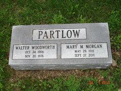 Mary Margaret <i>Morgan</i> Partlow