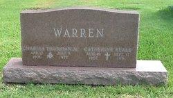 Catherine <i>Beale</i> Warren