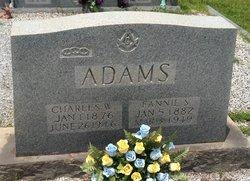 Fannie S Adams