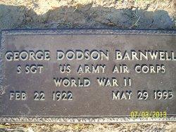 George Dodson Barnwell