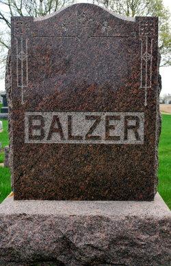 Frank Balzer, Sr