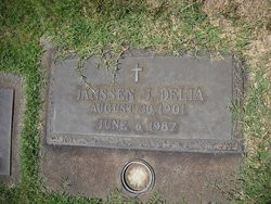 Delia <i>Johnson</i> Janssen