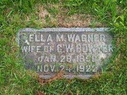 Ella Minerva <i>Wagner</i> Bowyer