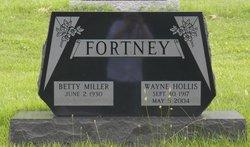 Betty <i>Miller</i> Fortney